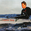 James Cracknell rows the Channel